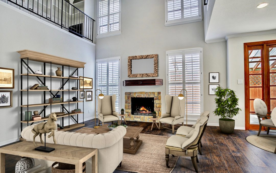 Michele Marano Provides Virtual Staging Anywhere in Real Estate